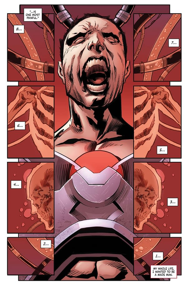 Valiant Claims Today's Bloodshot Rising Spirit #1 Broke a Very Specific Sales Record