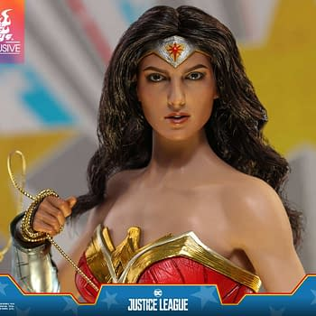 Hot Toys Justice League Wonder Woman Concept 7