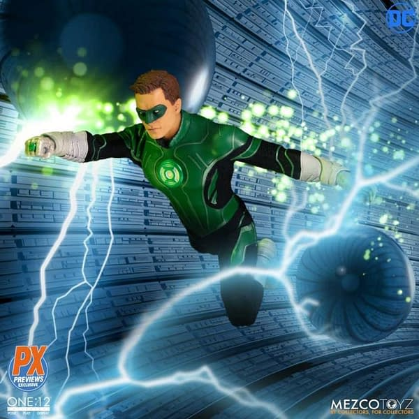 One 12 Collective Previews Exclusive Green Lantern Hal Jordan 2