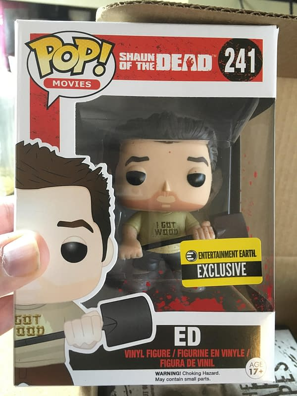 Ed From Shaun Of The Dead Leads This Month's Box Of Dread
