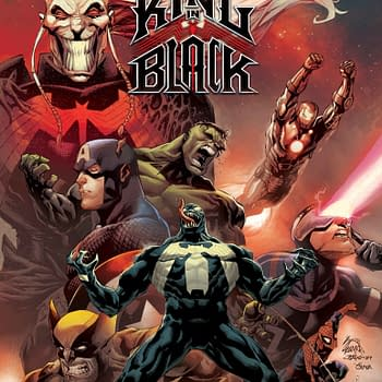 Donny Cates and Ryan Stegman Launch The King In Black in December