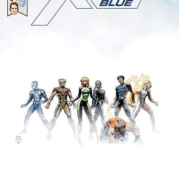 X-Men: Bland Design &#8211 Time Travel Shenanigans End as Neatly as Usual in X-Men Blue #20