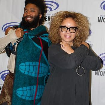 Black Panther Costume Designer Ruth Carter Talks Wakandas Influences and Cosplayers