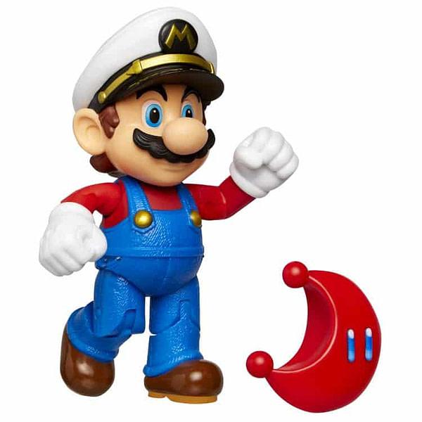 World of Nintendo Wave 15 Captain Mario 1