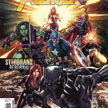 REVIEW: Avengers #30 &#8212 Super On Spectacle And Scant On Sense