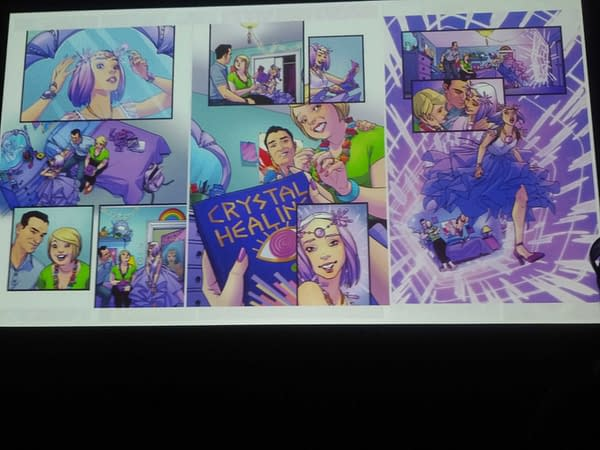Amy Reeder Launches Amethyst Mini at DC's Wonder Comics