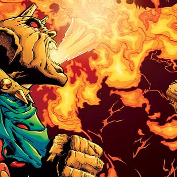 The Demon- Hell is Earth #2 Review: Demonic Thunderdome