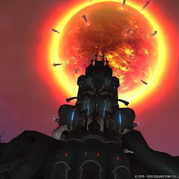 Final Fantasy XIV Online Save The Queen Quest Sun
