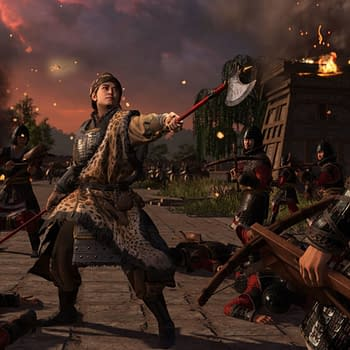 """Total War: Three Kingdoms"" To Receive ""The Eight Princes Come"" Pack"