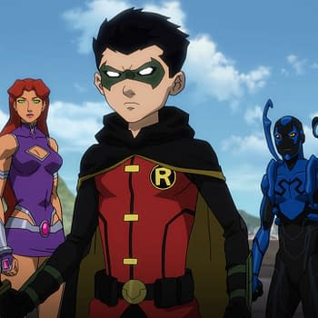 First Trailer For Teen Titans: The Judas Contract