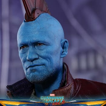 Yondu Hot Toy Is Coming But Sadly With No Mary Poppins Costume Change