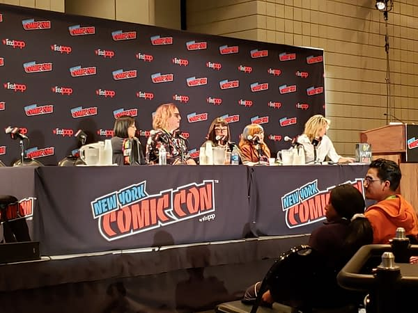 The #metoo & #timesup Panel at NYCC: Is it Time for Comic Creators to Unionize?