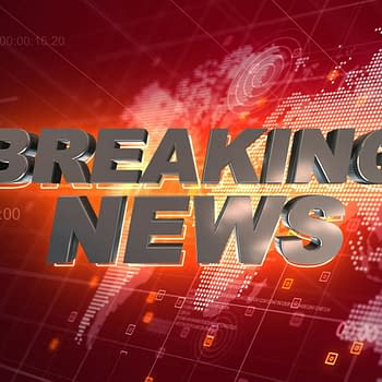 Breaking News Graphic By Natanael Ginting Thomas Fire