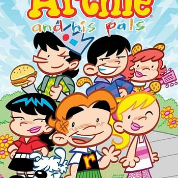 Jughead Is A Hamburger Wizard: Little Archie And His Pals One Shot Review