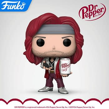 Funko and Dr. Pepper Team up for Free Lil Sweet Pop Vinyls