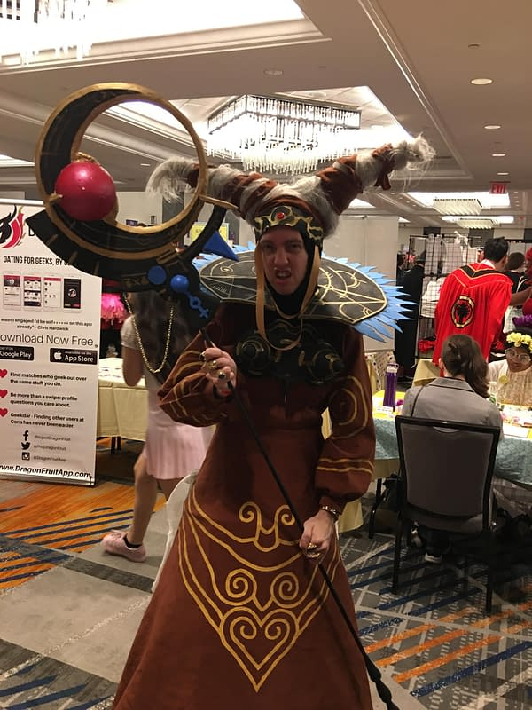 36 Shots Of Cosplay From Flame Con, The Queer Comic Con In New York This Weekend
