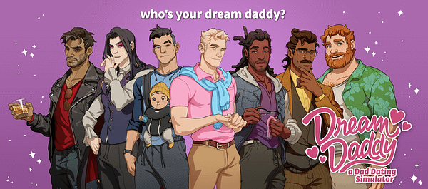 'Dream Daddy' Delayed Due To Bug Fixes, Says Developer