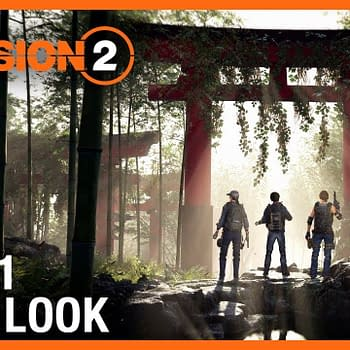 The Division 2's Year One Plans Include New Zones and a Movie