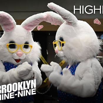 "One ""bunny"" took the win on Brooklyn Nine-Nine, courtesy of NBC."