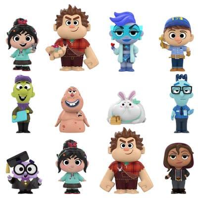 Funko Disney Wreck It Ralph Mystery Minis