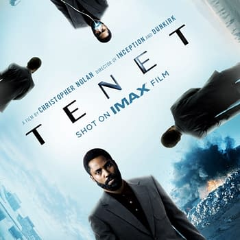 Tenet Has Been Approved To Release in China