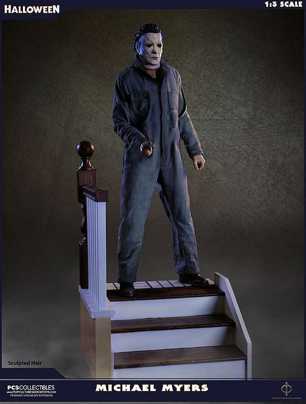 Halloween Michael Myers PCS 4