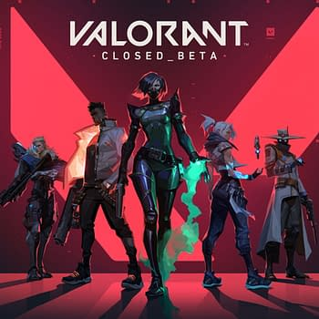 Valorant Closed Beta Art