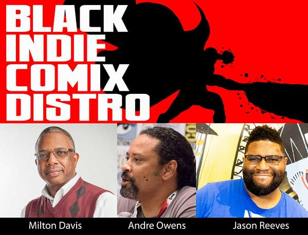 Here Comes A New Challenger: BIC Distro Brings Black Comics To Retail