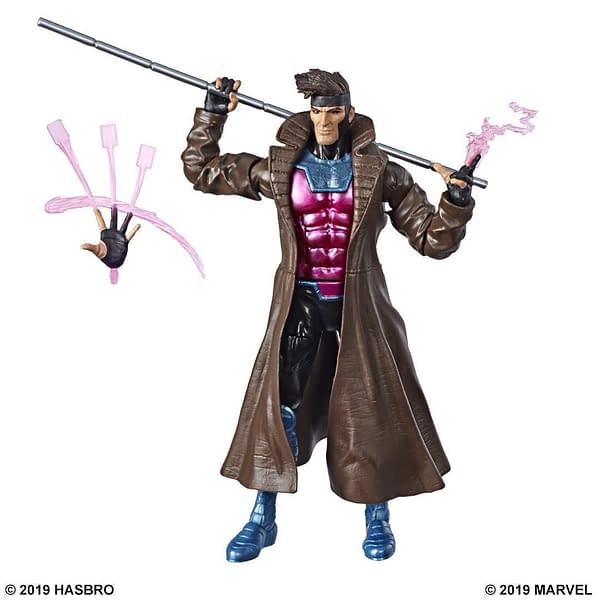 Marvel Legends Gambit 2