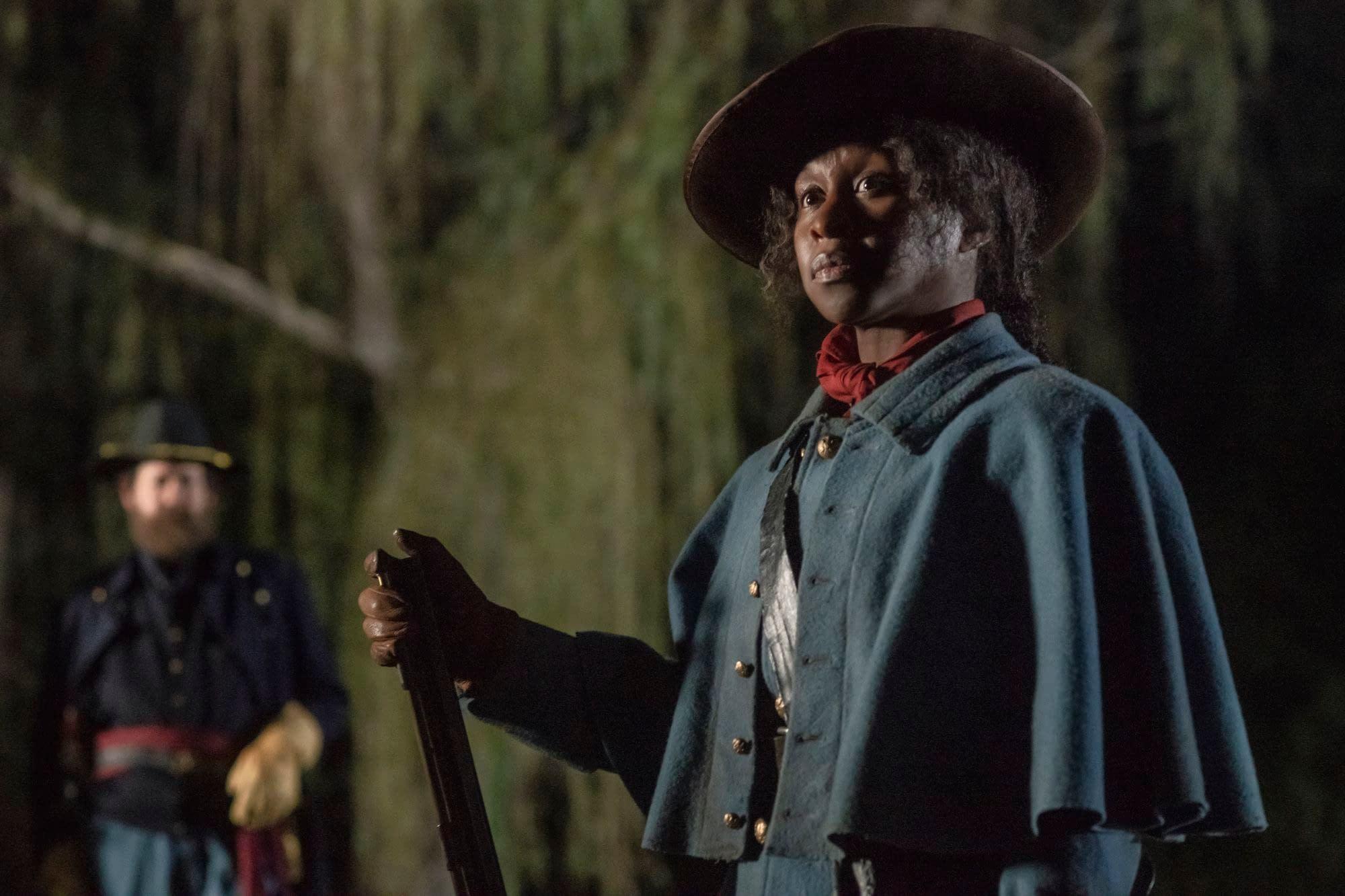 Studio excecutives wanted Julia Roberts as Harriet Tubman