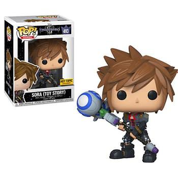 Funko Kingdom Hearts Sora Toy Story