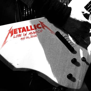 This week's Metallica Mondays set is live from Munich in 2015.