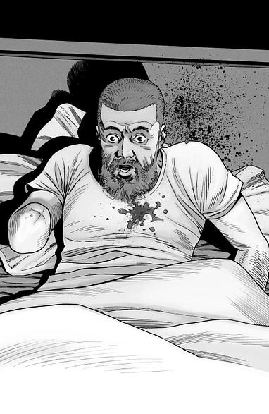 the walking dead 192 Death Of Rick Grimes