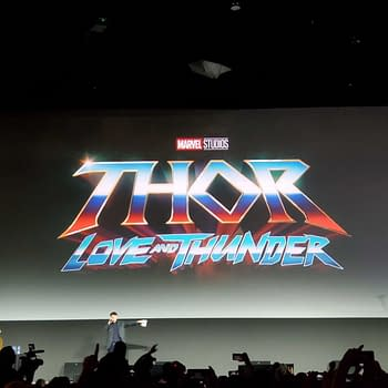 Natalie Portman is Thor in Thor: Love and Thunder, November 2021