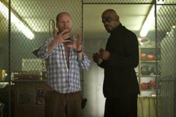 "Joss Whedon Not Showrunner On SHIELD Show, Calls It ""Autonomous"""