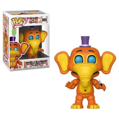 Funko Five Nights at Freddy's Orville Elephant Pop