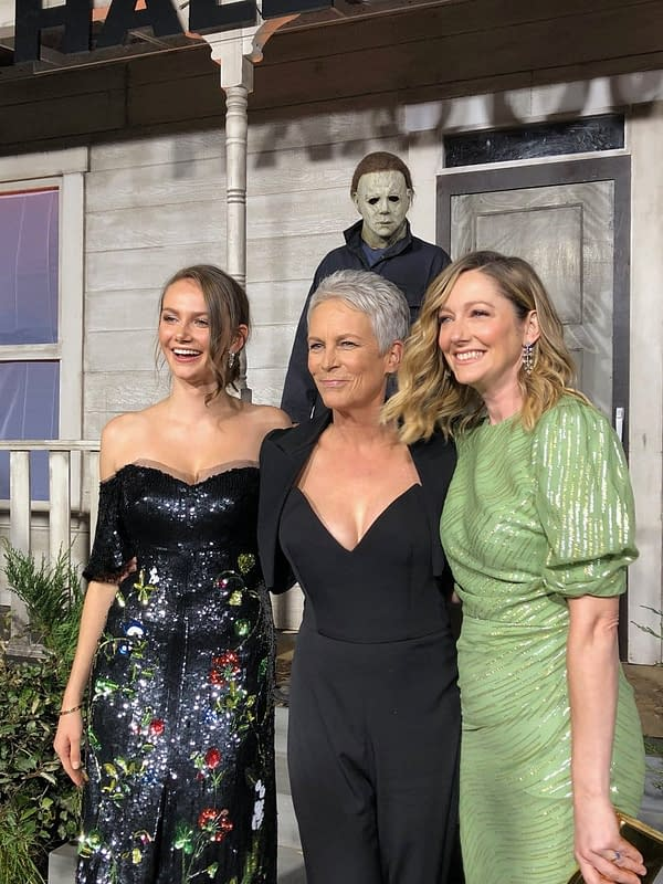 'Halloween': Three Women Strode into Haddonfield History