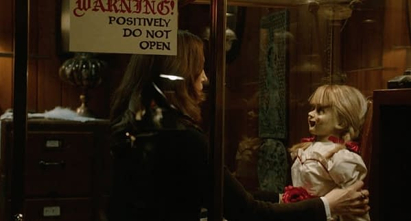 Annabelle Comes Home Final Trailer