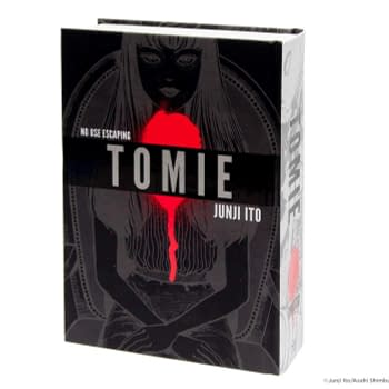 Tomie Deluxe Edition from Viz Media