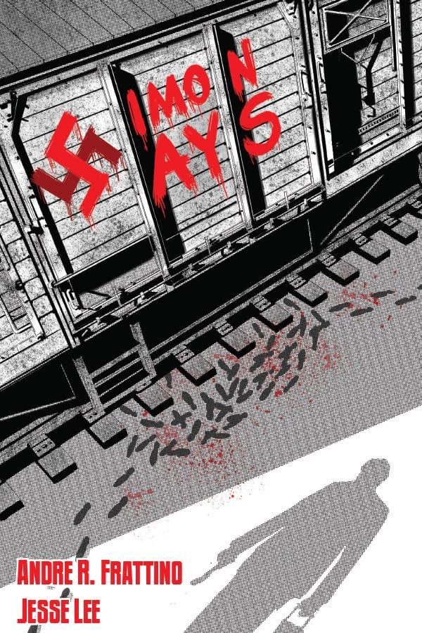 Simon Says: Image to Publish Nazi Hunting Revenge OGN Inspired by True Story