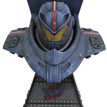 Pacific Rim Collectors Will Want This Gipsy Danger Bust from Diamond Select Toys