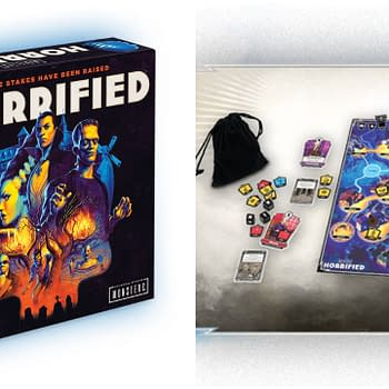 Universal Monsters Ravensburger Board Game Horrified Coming August 1st