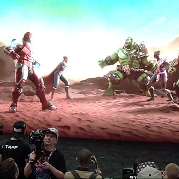 Marvel Game Realm Of Champions Based On Secret Wars