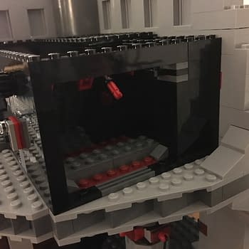 Building The LEGO Death Star Part 3-This Battle Station Is Fully Operational