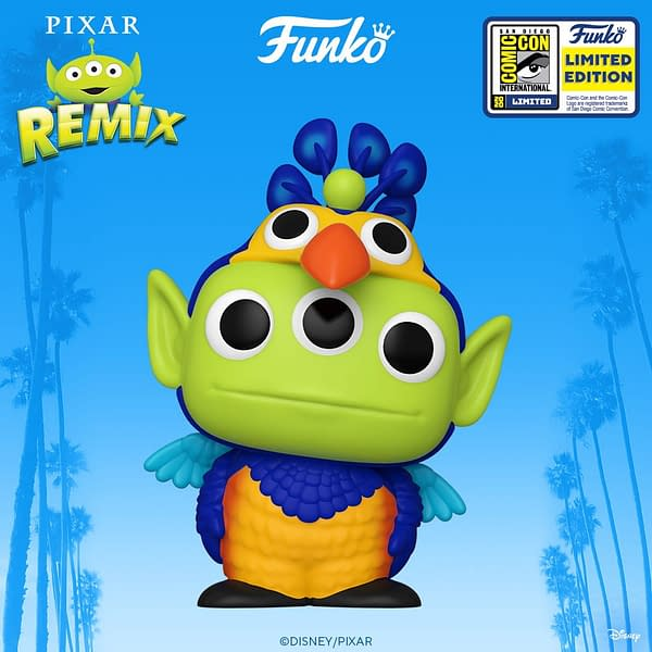 Funko SDCC 2020 Disney Aliens, Nightmares, and Cats Oh My