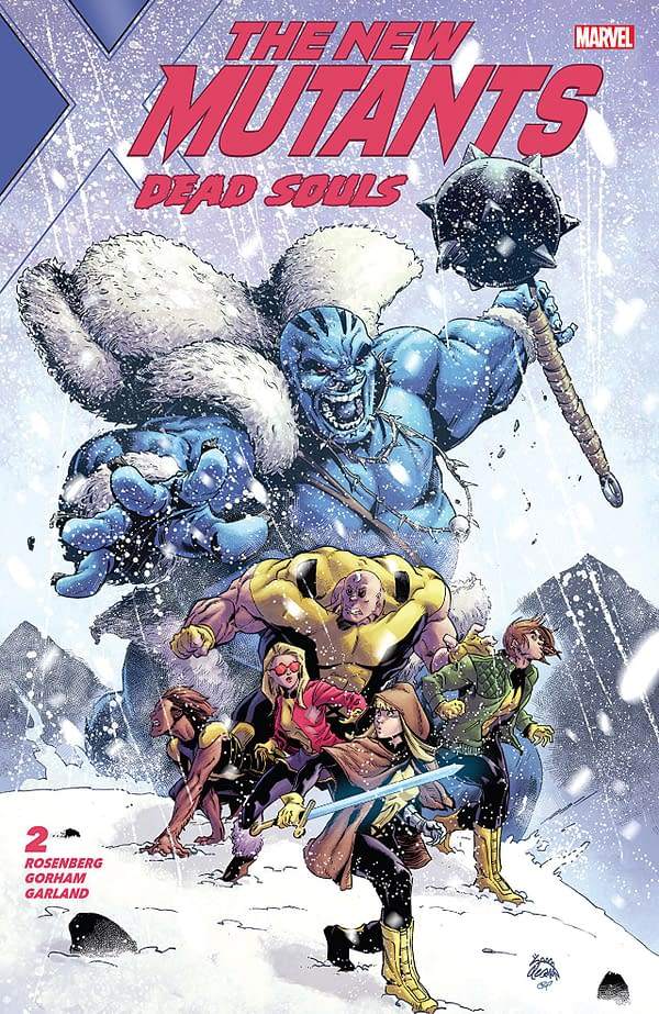 X-Men: Bland Design X-Travaganza – A Pleasant Surprise in New Mutants Dead Souls #2