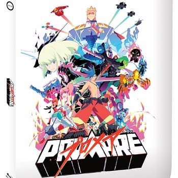 'Promare' Coming to Blu-ray From GKIDS and Shout Factory