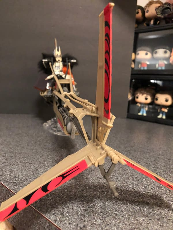 Star Wars Black Series Enfys Nest and Bike 10