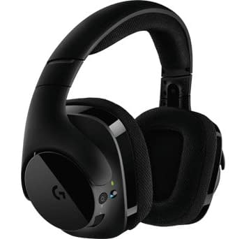 Logitechs G533 Wireless Headphones Have Fantastic Sound Quality but are a Bit Too Bulky