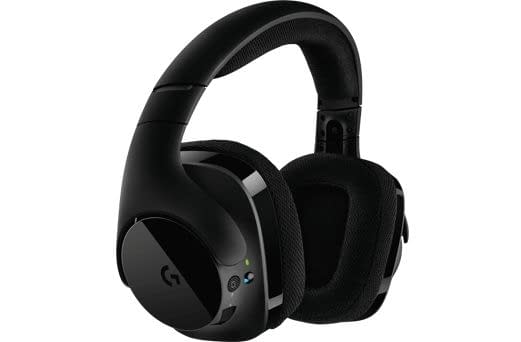 Logitech's G533 Wireless Headphones Have Fantastic Sound Quality but are a Bit Too Bulky